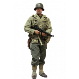 Did 1/6 Ranger Captain  John H. Miller  - O Resgate do Soldado Ryan