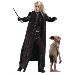 Harry Potter Star Ace Goblet Of Fire Lucius Malfoy Com Dobby