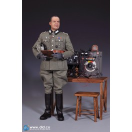 Major Achbach German communications Set 1/6