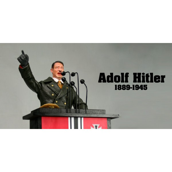 adolf hitler 1889 1945 essay Adolf hitler (1889-1945) adolf hitler (1889-1945) was a german political leader, and one of the 20th century's most powerful dictators he caused the death of.
