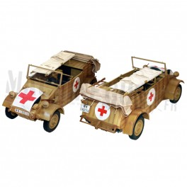 1/6 Dragon Kubelwagen Ambulance