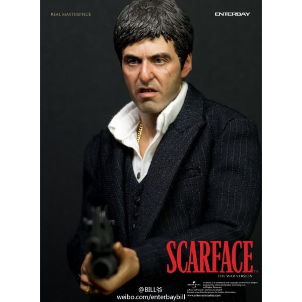 conflict in the scarface movie An updated film version of the iconic gangster film 'scarface' is set to hit theaters in august 2018  to direct but had to leave due to scheduling conflicts,  devil doll from horror movies .