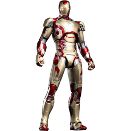 Iron Man 3: Iron Man Mark  42 XLII Diecast