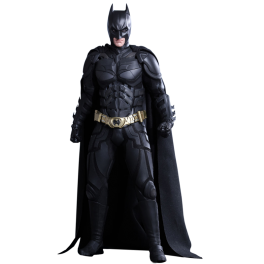 The Dark Knight Rises Batman 1/4 - Hot Toys