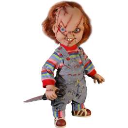 Chucky 38 cm - Brinquedo Assassino - Childs Play - Mezco