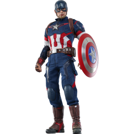 Captain América -avengers Age Of Ultron