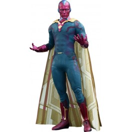 Hot toys  Avengers Age of Ultron  Vision