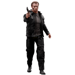 Hot Toys Terminator Genisys - T-800 Guardian
