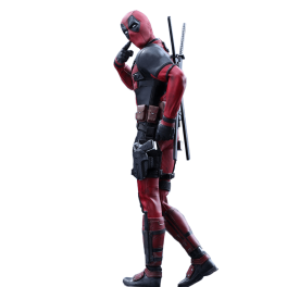 Hot toys  Deadpool 1/6