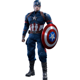 Hot Toys  Captain America Civil War Steve Rogers Chris Evans