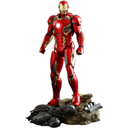 Hot Toys Avengers Age Of Ultron - Iron Man Mark XLV 45