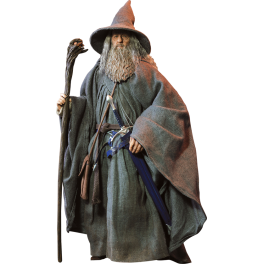 Asmus Lord of the Rings Gandalf the Grey 1/6