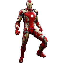Iron Man Mark XLIII 1/4 Hot Toys