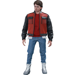 Hot Toys Marty McFly Back To The Future II 1/6
