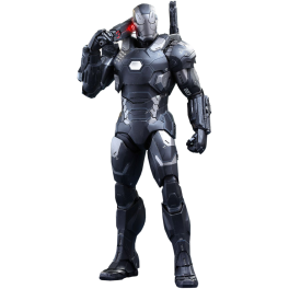Hot Tots Captain America: Civil War War Machine