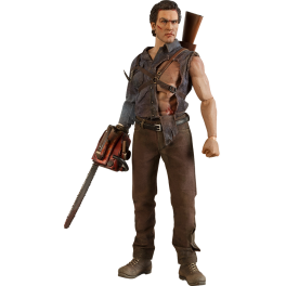 Ash Williams Evil Dead Sideshow 1/6