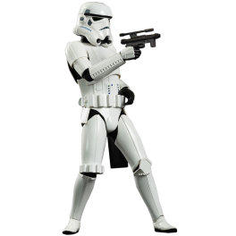 Hot Toys - Star Wars Episode IV - Stormtrooper - 30 cm