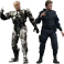 RoboCop Battle Damaged Version & Alex Murphy - Hot Toys