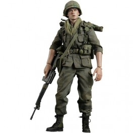 Platoon Chris Taylor Charlie Sheen - Hot Toys