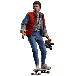 Hot Toys Marty McFly - Back to the Future