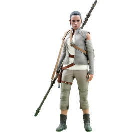 Hot Toys Rey  Resistance Outfit Star Wars