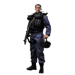 Did 1/6 Velocidade Maxima Lapd Swat Keanu Reeves