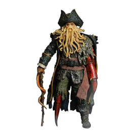 XD Toys Davy Jones Piratas Do Caribe 1/6