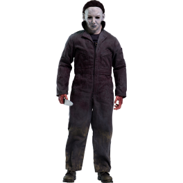 Threezero The Curse Of Michael Myers Escala 1/6