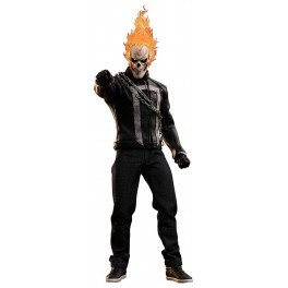 Hot Toys Exclusive Agents Of S.h.i.e.l.d. Ghost Rider