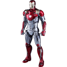 Hot Toys Iron Man Mark XLVII Homecoming 1/6 Mark 47