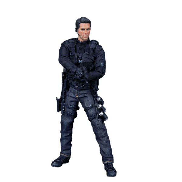 vts toys AGENT HUNTER (VM-012) Missao Impossivel Tom Cruise
