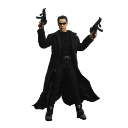 Redman Toys Keanu Reeves Matrix 1/6  Neo