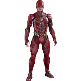 Hot Toys Liga da Justiça Barry Allen aka The Flash