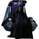 Hot Toys  Imperador Palpatine (Versão Deluxe)