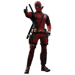 Hot Toys Deadpool 2