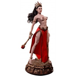 Phicen Seamless Female Body Sexy Arkhalla Undying Queen of Vampires 1/6
