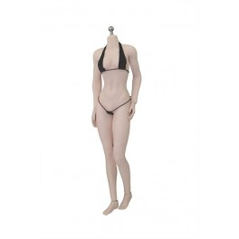 Phicen Body 1/6 Pale 1/6 S16a Mid Bust Pale