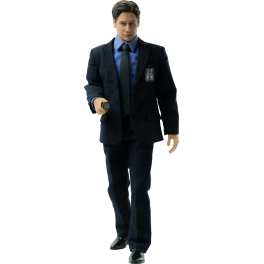 Threezero The X Files Agent Fox Mulder Retail 1/6 David  Arquiivo X