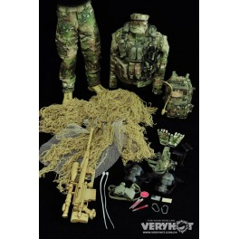 Very Hot US Army Sniper Set 3.0 Version 1/6