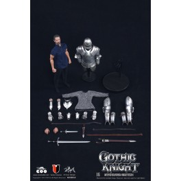 Coomodel Series of Empires Metal  Gothic Armour Knight Standard