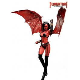BLeague PHICEN Seamless Female Body Vampire Devil Purgatori 1/6 Figure