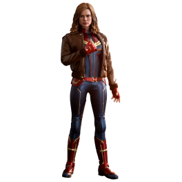 Hot Toys 1/6 Captain Marvel Deluxe Version