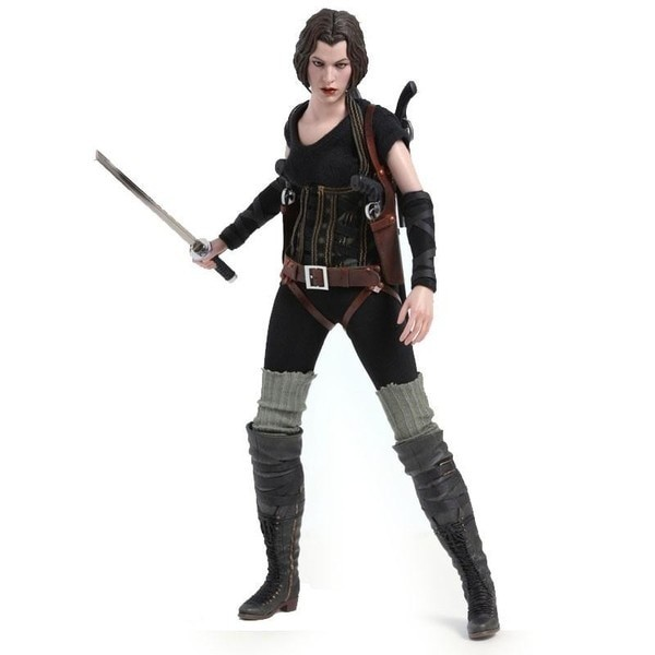 hot toys alice resident evil afterlife