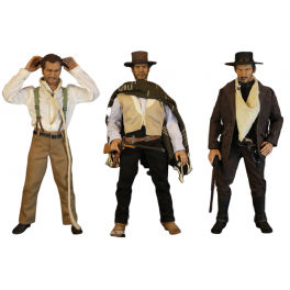 Redman Toys The Good, the Bad and the Ugly Pac