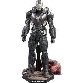 Hot toys War Machine em Avengers: Infinity War