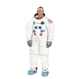 DID Apolo 11 Buzz Aldrin  - Apollo 11 Module Pilot - DiD 1/6