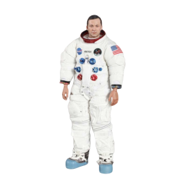 DID Apolo 11 Neil Armstrong  - Apollo 11 Module Pilot - DiD 1/6