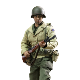 Did  Private Caparzo WWII US Ranger Battalion 1/6 Soldado Ryan