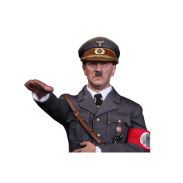 1/6 Did 3R GM640 Adolf Hitler 1889-1945 Versão B WW2 Adolf Hitler