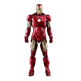 Hot Toys Iron Man 2 Mark Iv 4 Mms461 D21 Diecast
